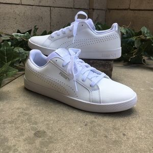 Shoes - PUMA Smash Perforated Sneaker